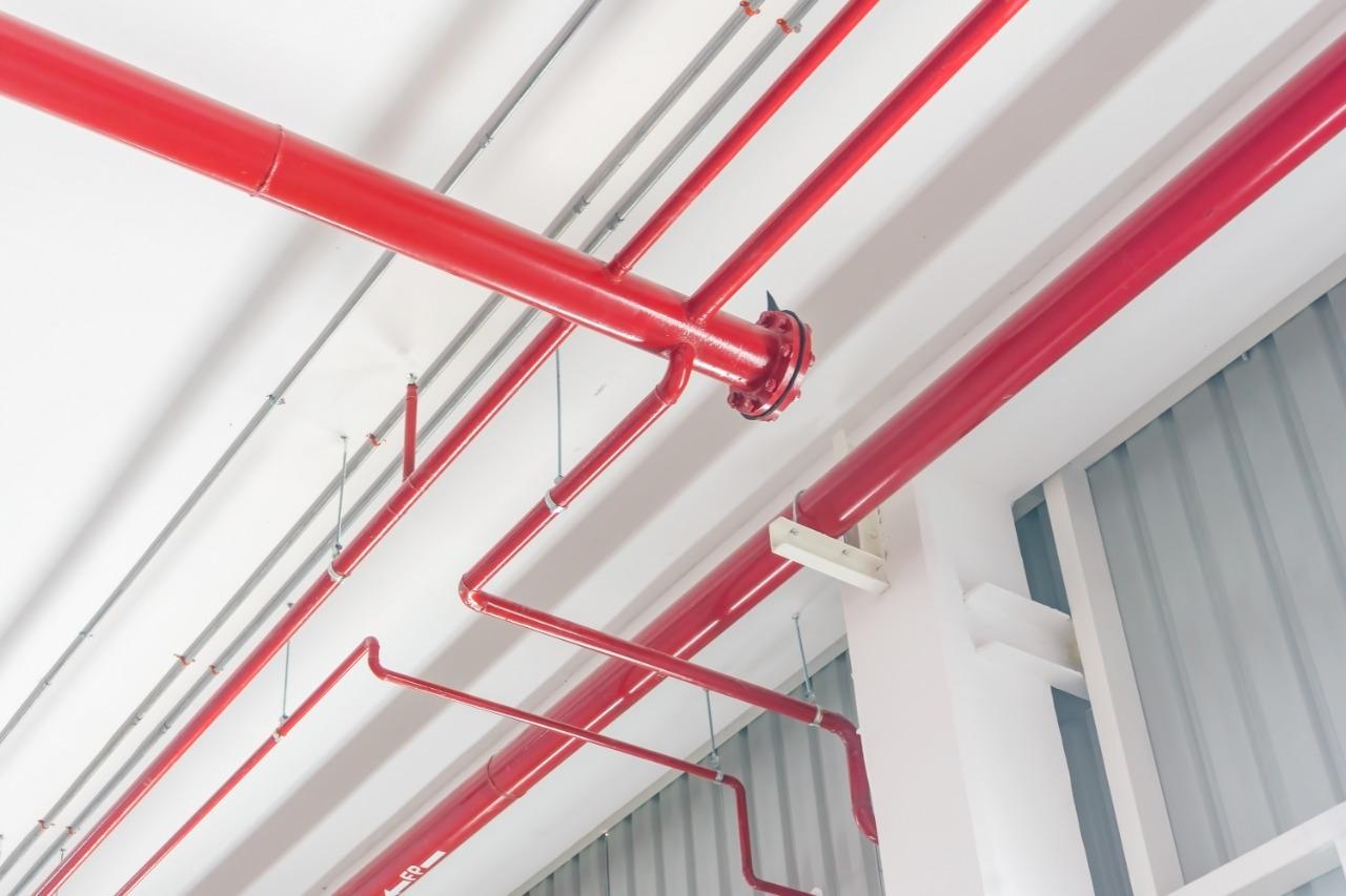 Contra Incendios: Uso de tuberías de CPVC en edificios de vivienda de gran altura