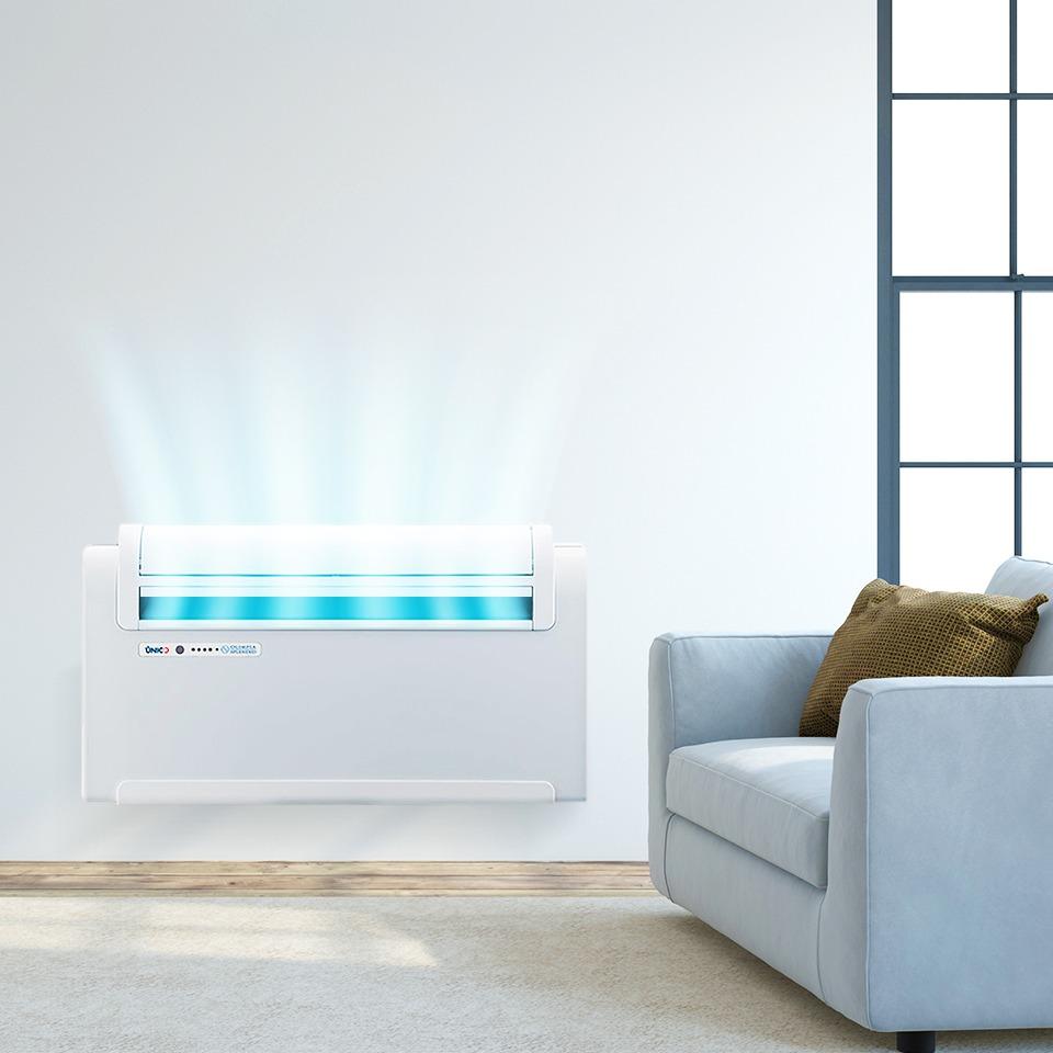 Tecnología inverter en aire acondicionado
